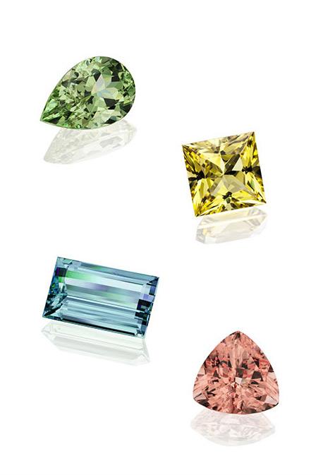 Berylle: Aquamarin, Smaragd, Morganit, Edelberyll
